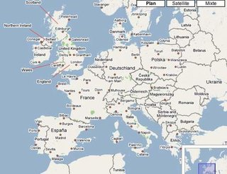 france germany italy and spain get google maps