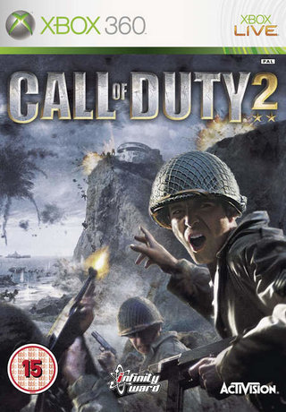 Activision announce new maps for Call of Duty 2 on Xbox360