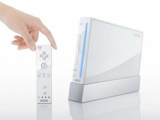 Nintendo put timeframe but not price on Nintendo Wii console