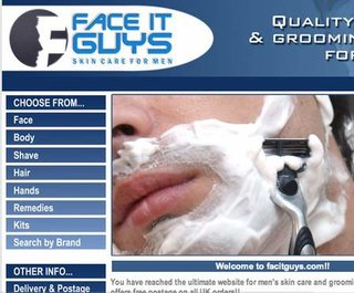 WEBSITE OF THE DAY - faceitguys.com