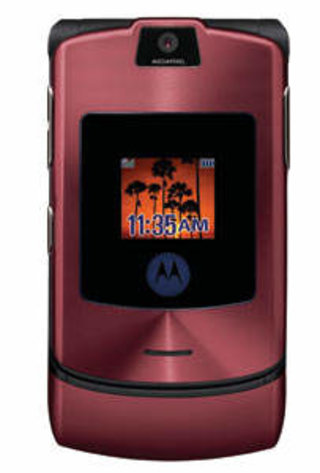 Motorola launches new iTunes RAZR V3iM mobile phone in the UK
