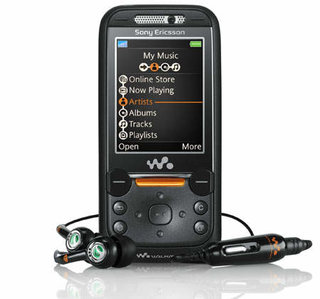 Sony Ericsson go 3G slider with new W850i Walkman phone