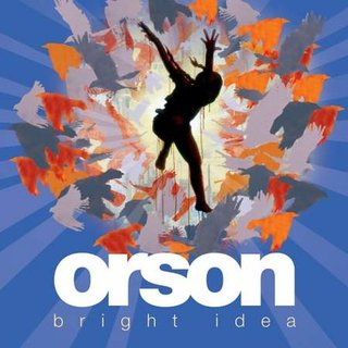 Orson share their Bright Idea with Napster 1 week early