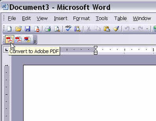Microsoft and Adobe disagree on PDF-making function in Office