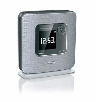 Philips announce new Streamium WAK3300 wireless networked alarm clock
