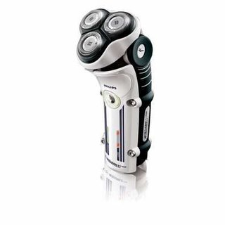 Philips shavers take pole position