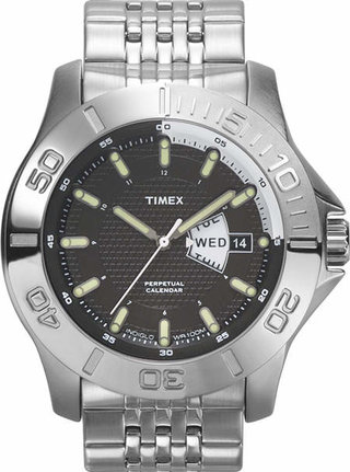 Timex watch promises to keep track of the date