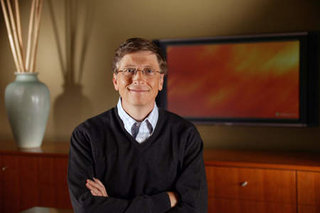 Microsoft's Bill Gates to step down in 2008