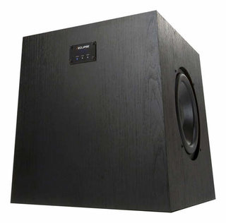 Eclipse sub-woofer offers professional-quality stereo sound for a princely sum