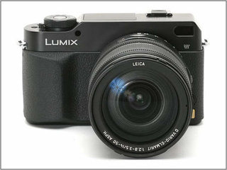 Panasonic DMC-L1 launches in Japan with final specifications