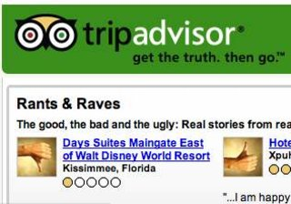 WEBSITE OF THE DAY - tripadvisor.com