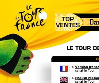 WEBSITE OF THE DAY - letour.fr
