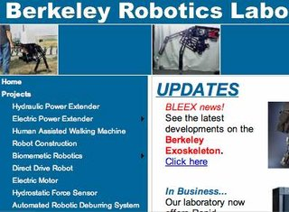 WEBSITE OF THE DAY - bleex. me. berkeley .edu
