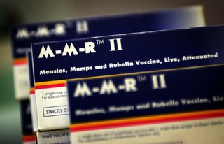 Lack of MMR vacine takeup could lead to more unnecessary deaths