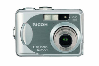 Entry-level compact from Ricoh, the RR660, won't break the bank
