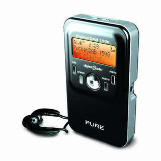 Pure Digital's new pocket radio gives you DAB and FM