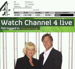 Channel 4 online TV goes live