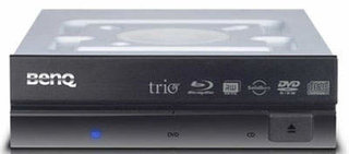 BenQ to release one of the first Blu-ray burners, the BW1000
