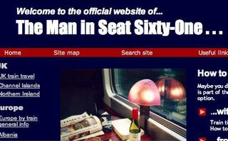 WEBSITE OF THE DAY - seat61.com