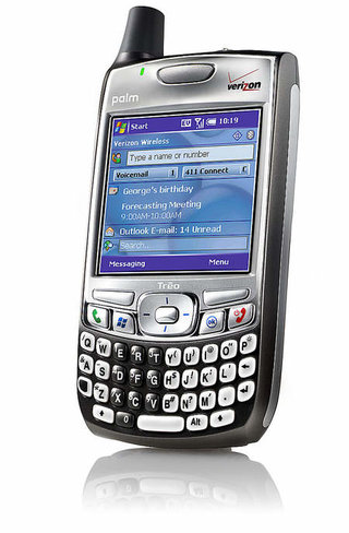 Palm announces new Treo for Europe