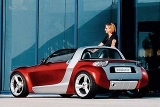 Smart Roadster looks to live again - in Wales