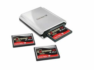 SanDisk launches ultra-fast Extreme IV CompactFlash cards