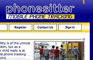 Phonesitter mobile phone tracking service announced in UK