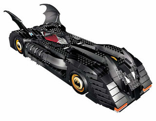 Lego goes bat crazy with new Lego Batman range