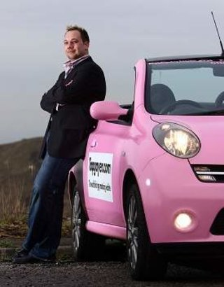 World's first gay motor show launches during Cardiff's Mardi Gras