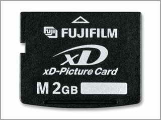 Fujifilm and Olympus launch new 2GB xD-Picture Card