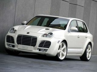 TechArt tuners go over the top with the TechArt Magnum