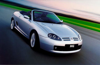 MG planing a trio of new saloon models plus revamped MG TF