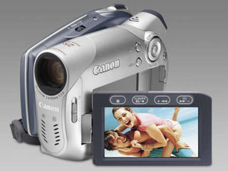 Canon launches new entry-level DVD camcorder