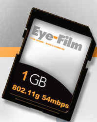 Eye-Film SD card promises Wi-Fi for cameras