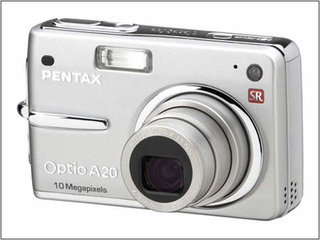 Pentax announce Optio A20 and Optio M20 digital cameras