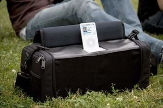 Griffin release iPod Hi-Fi compact case - the Hi-Way