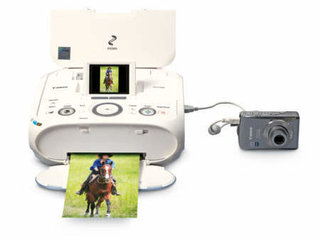 Canon competing against itself with two new compact photo printers