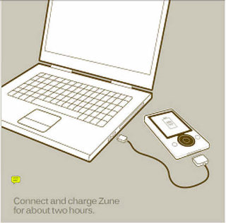 Zune made by Toshiba, according to application to the FCC