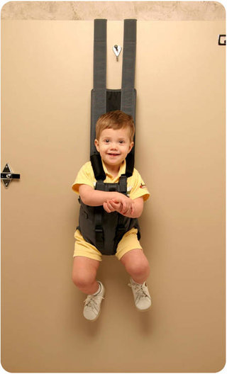 Babykeeper promises to give you a helping hand in the toilet