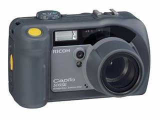 Ricoh launch Ricoh 500SE Bluetooth and Wi-Fi enabled digital cameras