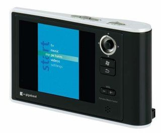 IFA 2006: Toshiba announce Gigabeat V Series media player
