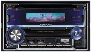 IFA 2006: Kenwood launches 6 car radios with USB-connection