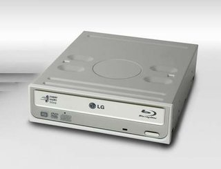 LG releases its GBW H10N Blu-ray drive for PC in the UK