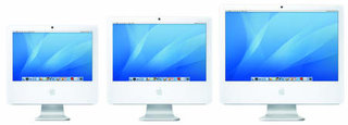 Apple unleashes Core 2 Duo on iMac and launches a 24-incher
