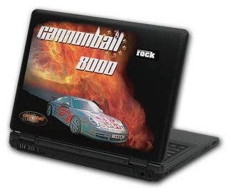 Rock and Intel team up for Cannonball 8000 rally