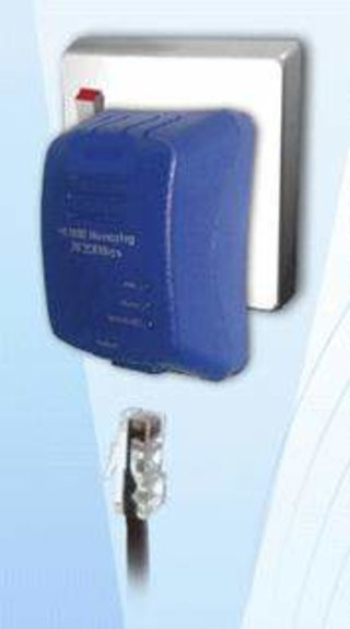 Solwise latest device, the HomePlug Ethernet Adaptor, streams home network over power lines