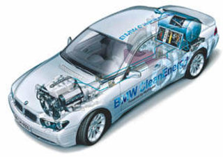 BMW Hydrogen 7 car to be mass market within 5 years