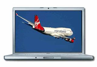 Virgin Atlantic bans use of Dell and Apple laptops mid-flight