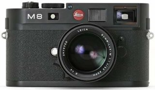 Leica unwraps the M8, its first digital rangefinder