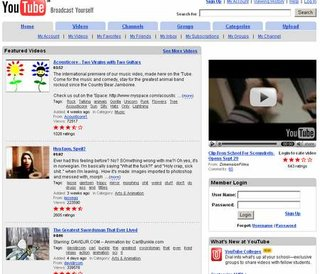 Universal hints at copyright suit against MySpace and YouTube